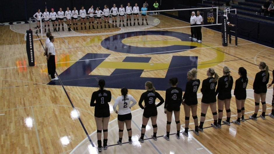 Volleyball Yote Notes 2014 - Edition 14 - College of Idaho Athletics