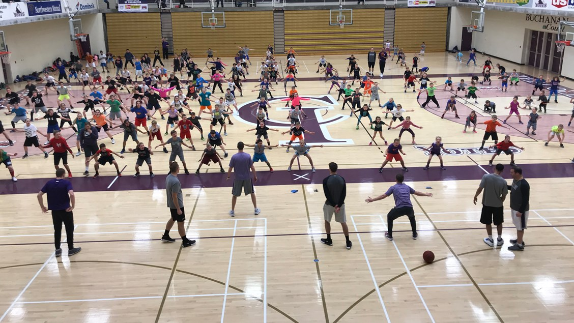 Colby Blaine Basketball Camps Return This June - College of
